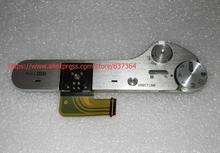 أجزاء إصلاح لسامسونج NX300 NX300M الغطاء العلوي Assy مع وضع الاتصال الهاتفي مفتاح الطاقة زر مصراع زر جديد