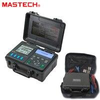 MASTECH MS5215 High Voltage Digital Insulation Tester Megometro Megger 250V~5kV 3mA, Temp( 10 70C)
