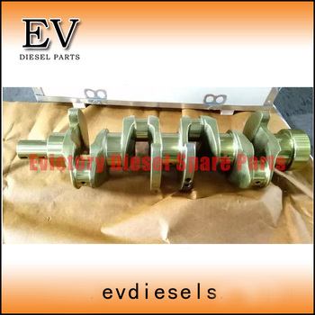 For Doosan Deawoo forklift engine  DC24 crankshaft