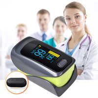 Oxymètre de doigt numérique alarmant ELERA oxymètre de pouls CE FDA un doigt, oxymètre de pulsioximetro SPO2 PR