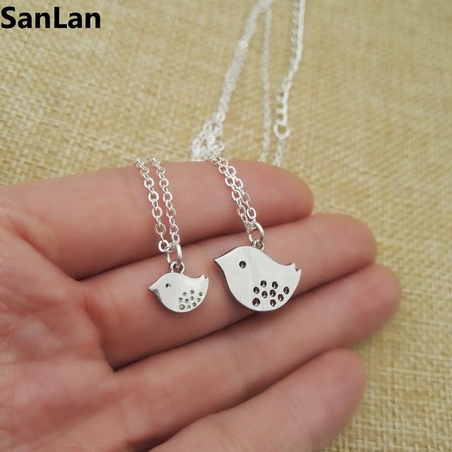 2016 new arrival fashion jewelry adorable mother daughter jewelry 2016 new arrival fashion jewelry adorable mother daughter jewelry bird charms necklace gift for mom sanlan aloadofball Images