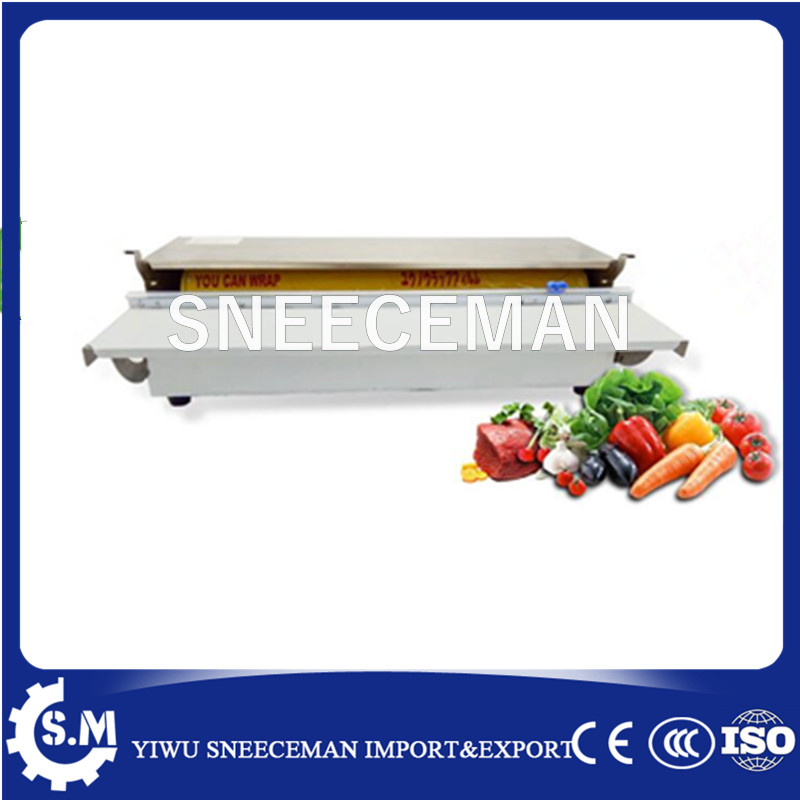 Food/meat /vegetables Hand Wrapping Machine for sale stylish sushi tool vegetables combine with meat sushi machine