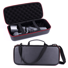 New Carrying Storage Case for DJI OSMO Mobile 1/2, Zhiyun Smooth Q/4, Feiyu Vimble, Vimble 2, G6/G5, MOZA Mini-Mi