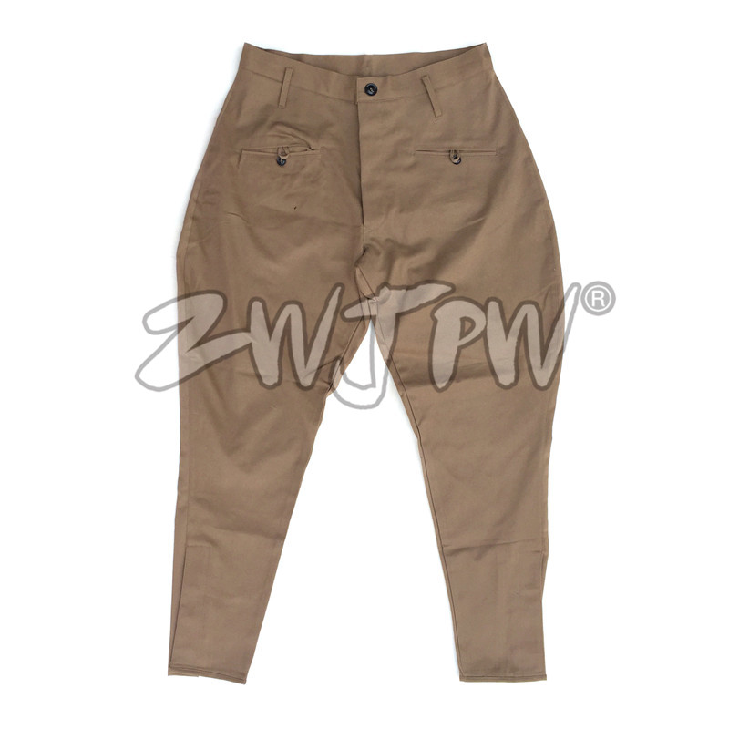 US Army Cavalry Breeches WW2 Trousers Cotton Pants US/503101