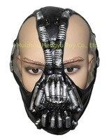 High Quality Dark Knight Batman Latex Bane Mask