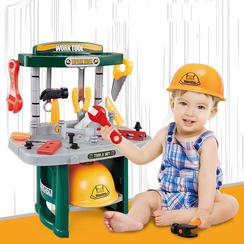 Tool Set For Children Educational Intelligence Toy Baby