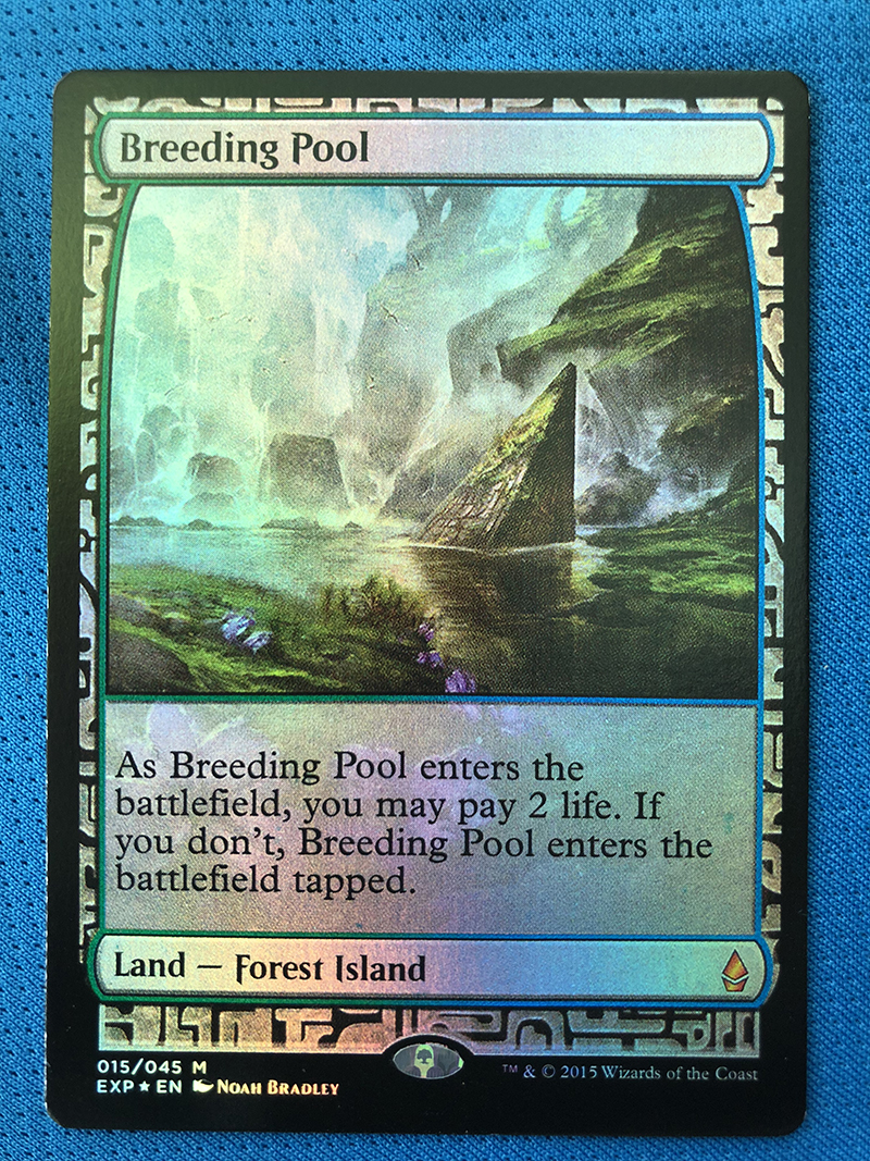 Breeding Pool Zendikar Expeditions Magician ProxyKing 8.0 VIP The Proxy Cards To Gathering Every Single Mg Card.