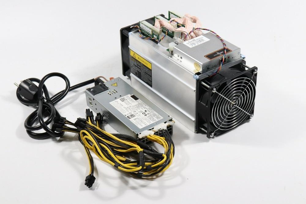 YUNHUI Asic Miner BITMAIN Antminer V9 4TH/s (mit NETZTEIL) bitcoin BCH BTC Miner V9 Besser Als AntMiner S9 T9 + S9i WhatsMiner M3 E9
