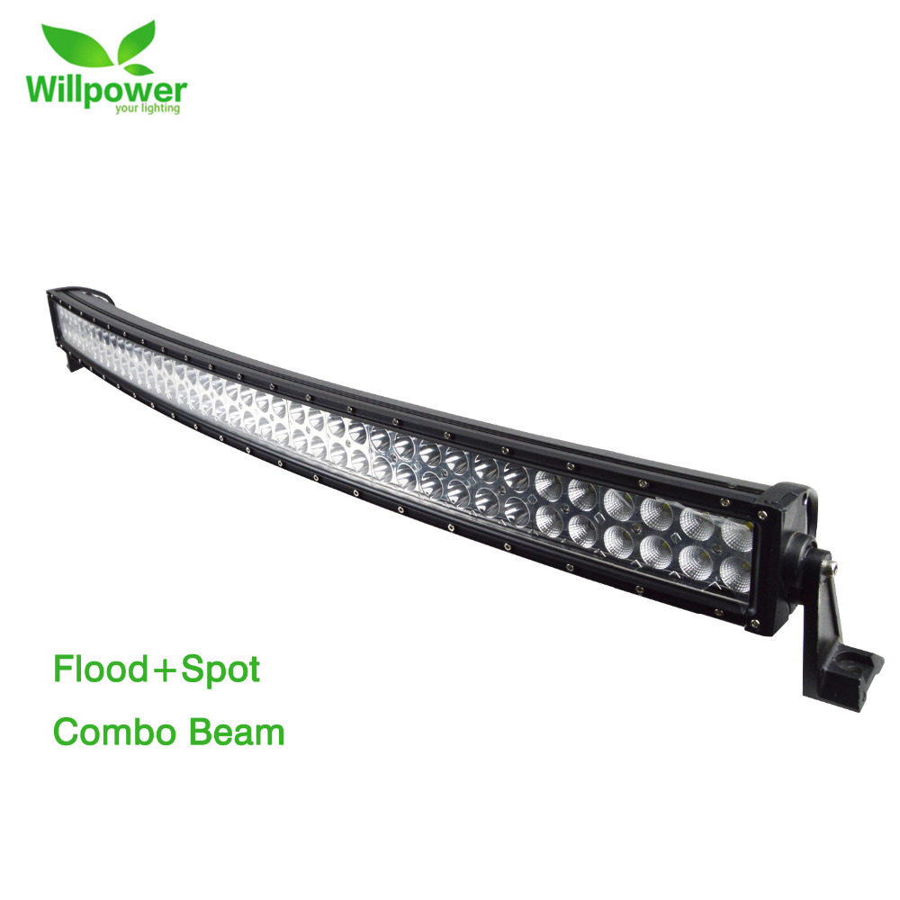 JEEPs 42 39 39 inch 240w combo waterproof IP67 offroad led work light car curved led light bars for trucks in Light Bar Work Light from Automobiles amp Motorcycles