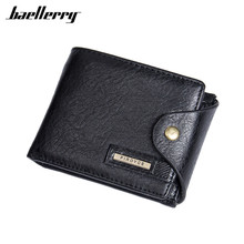 Small wallet men multifunction purse men wallets with coin pocket zipper men leather wallet male famous brand money bag недорго, оригинальная цена