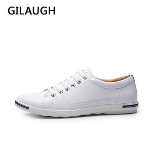 Image 3 - GILAUGH Brand New Classic Style Men Casual Shoes, Fashion Simple Designer Men Shoes, Plus Size Light Comfortable Flats