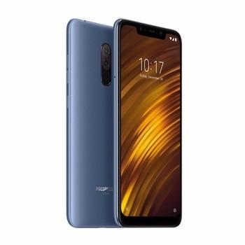¡En Stock! Versión Global Xiaomi POCOPHONE F1 6 GB 128 GB Snapdragon 845 pantalla 6,18 LiquidCool 20MP cámara frontal carga rápida 3,0