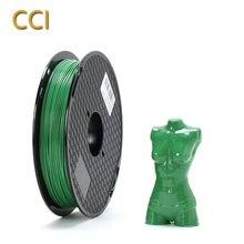 Filamento cerâmico material de polimento do filamento 1.75g da impressora 3d pvb 0.5mm 500 kg jade rosa branco e filamento polysmooth preto