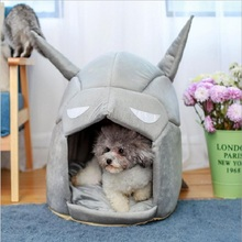Superhero Cotton Dog's House
