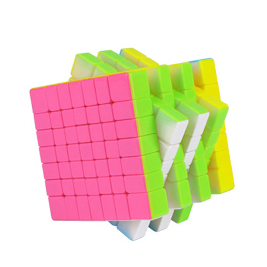Mini Magic Cube Brain Teaser Puzzle Games Kids Hand Spinners Brinquedo Menino Education Toys Cubos Magicos Children Gift 60D0391 high quality speedy 4x4x4 brain teaser rotating magic puzzle cube with display base