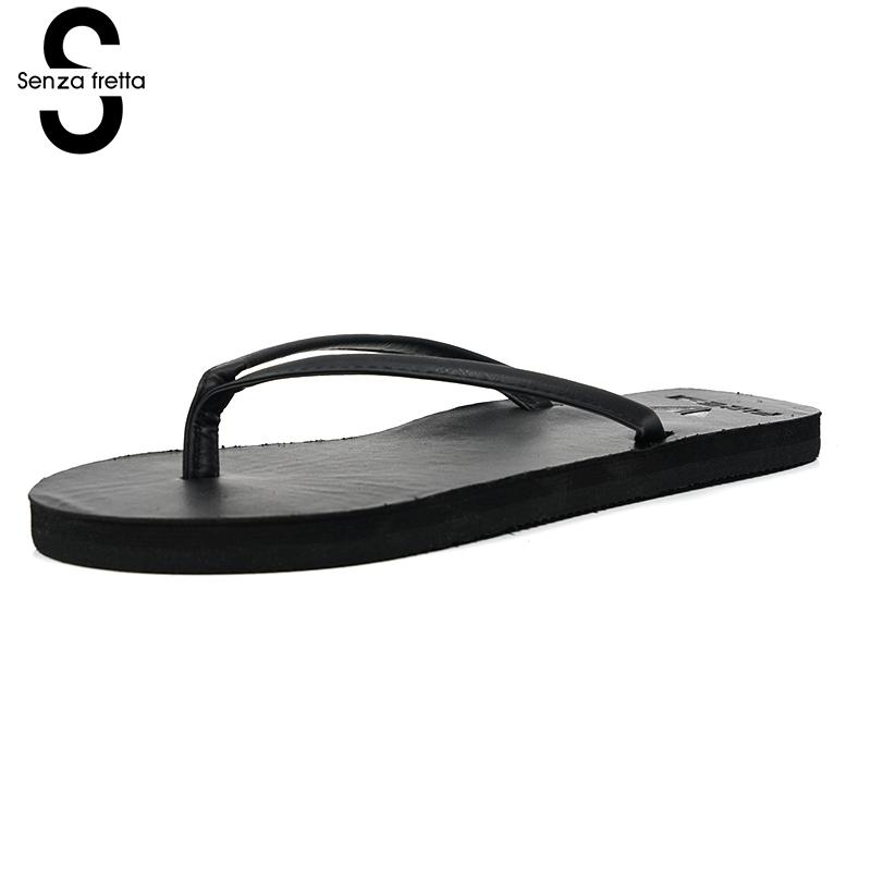 Senza Fretta Summer Men Flip Flops Sandals Eva Slipper Anti-slip Flat Flip Flops Casual Slipper Summer Fashion Beach Flip Flops фоторамка senza 20х25 см хром 956444
