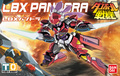 Bandai Danball Senki Plastic Model WARS LBX PANDORA  Scale Model wholesale Model Building Kits freeshipping lbx toys