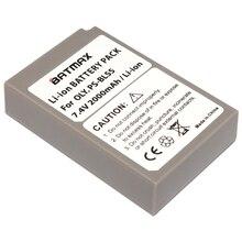 1 Шт. PS-BLS5 BLS-5 BLS5 BLS-50 BLS50 Камера Аккумулятор для OLYMPUS PEN E-PL2, E-PL5, E-PL6, E-PL7, E-PM2, OM-D E-M10, E-M10 II, Stylus1