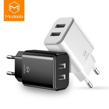 MCDODO Quick 2 Ports USB Mobile Phone Charger For iPhone XS