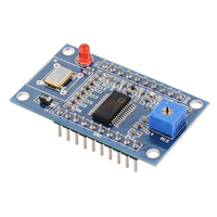 IC AD9850 DDS Signal Generator Module 0 40MHz 2 Sine Wave And 2 Square Wave Output