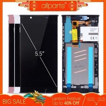 Oryginalne 5.5 ''wyświetlacz SONY Xperia L1 wyświetlacz LCD G3312 ekran dotykowy Sony L1 LCD Digitizer z ramki