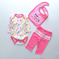 """Doll Clothes For 22"""" reborn babies Dolls Toy Clothes And Accessories bebe bonecas Romper"""
