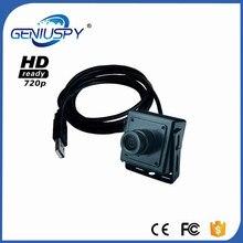 GENIUSPY MINI ATM USB Camera 1.0 Megapixels 720P USB Mini Camera/ATM Bank Camera Support Linux XP System Computer PC Camera
