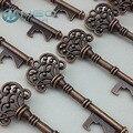 Neo 5 pcs/lot esqueleto de metal abrebotellas favor de la boda de la vendimia rústica decoración del partido