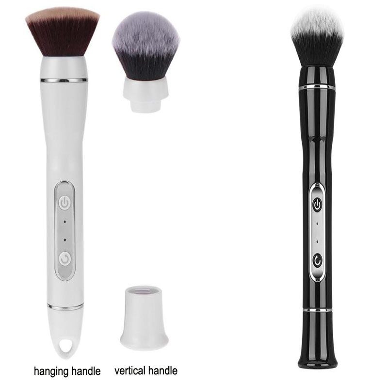 все цены на hot Electric Make Up Brushes Portable Electric Makeup Brush Set USB 360 Degree Rotating Foundation Powder Blush Cosmetic Tool