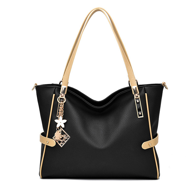62c3b40abf99 2017 Louis Bag luis vintage Female Sequined Tassel Hobos Nerverfull Leather  Causal Tote Famous Brand Women