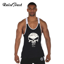 regatas gym vest fitness bodybuilding&workout world of tank tops cotton clothing Sport undershirt Big size Loose musculation