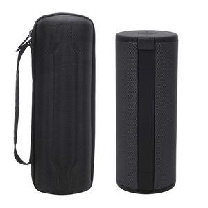 Image 3 - Étui de voyage rigide pochette de rangement avec sangle sac dépaule pour les oreilles ultimes UE BOOM 3 Portable Bluetooth haut parleur Nov 26B