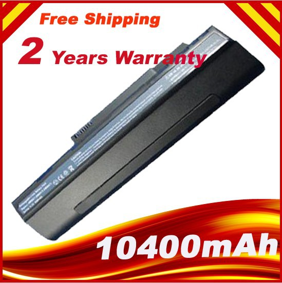 12 cellules 11.1 V batterie pour Acer Aspire One A110 A150 ZG5 lc. Btp00.017 UM08A31 UM08A32 UM08A51 UM08A52 pour passerelle UM08A73