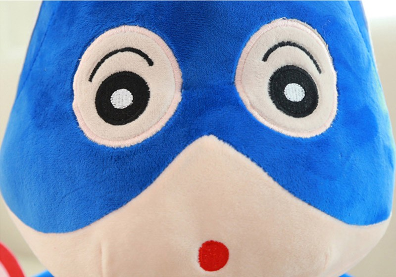 60-Cm-Toy-Doll-Avengers-Captain-America-Superman-Spider-man-Batman-Plush-Toys-Dolls-Soft-Cute-Crayon-Shin-chan-Cosplay-Japan-Cartoon-TY0019 (9)