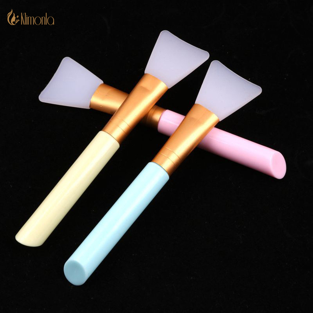 רך סיליקון מסכת מברשת 3 יחידות Professiomal איפור מברשת להחיל ערבוב Spatulas Pincel Maquiagem יומי פנים טיפול יופי כלים