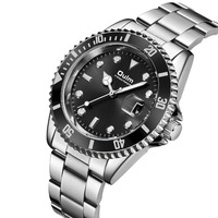 2019 luxury Rolexable watch men Explosion stainless steel calendar with quartz watch large dial fashion