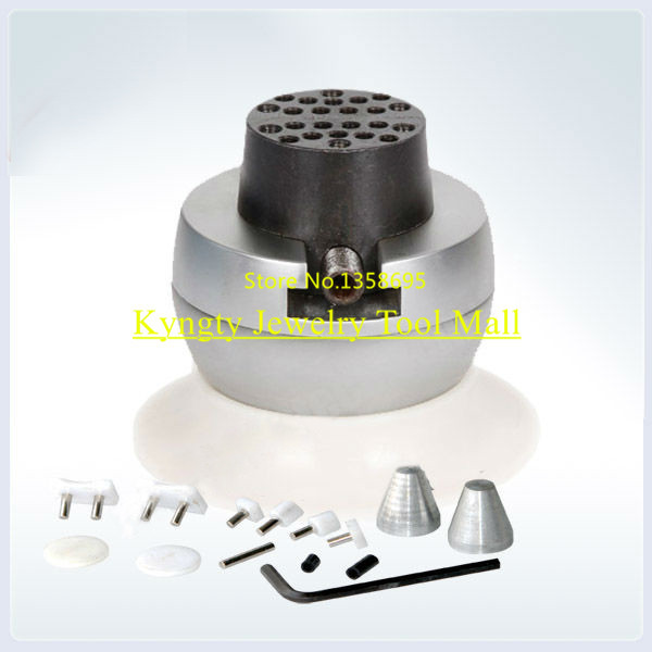 High Quality Engraver tools for Jewelry Engraving Block Ball engraving turning vise GRS engraving machine