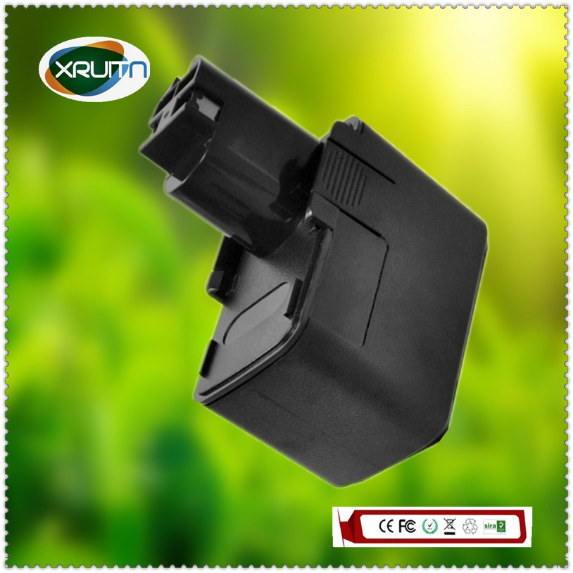 2016 New 7.2V 2500mAh 7.2VOLT Rechargeable Power Tool Battery for Bosch GBM 7.2 VES-2,GDR50 , 2.5AH Power Tool Free Shipping