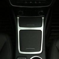 Car Decorative Interior Accessoires Console Storage Box Frame Fit For Mercedes Benz A180 GLA200 CLA220