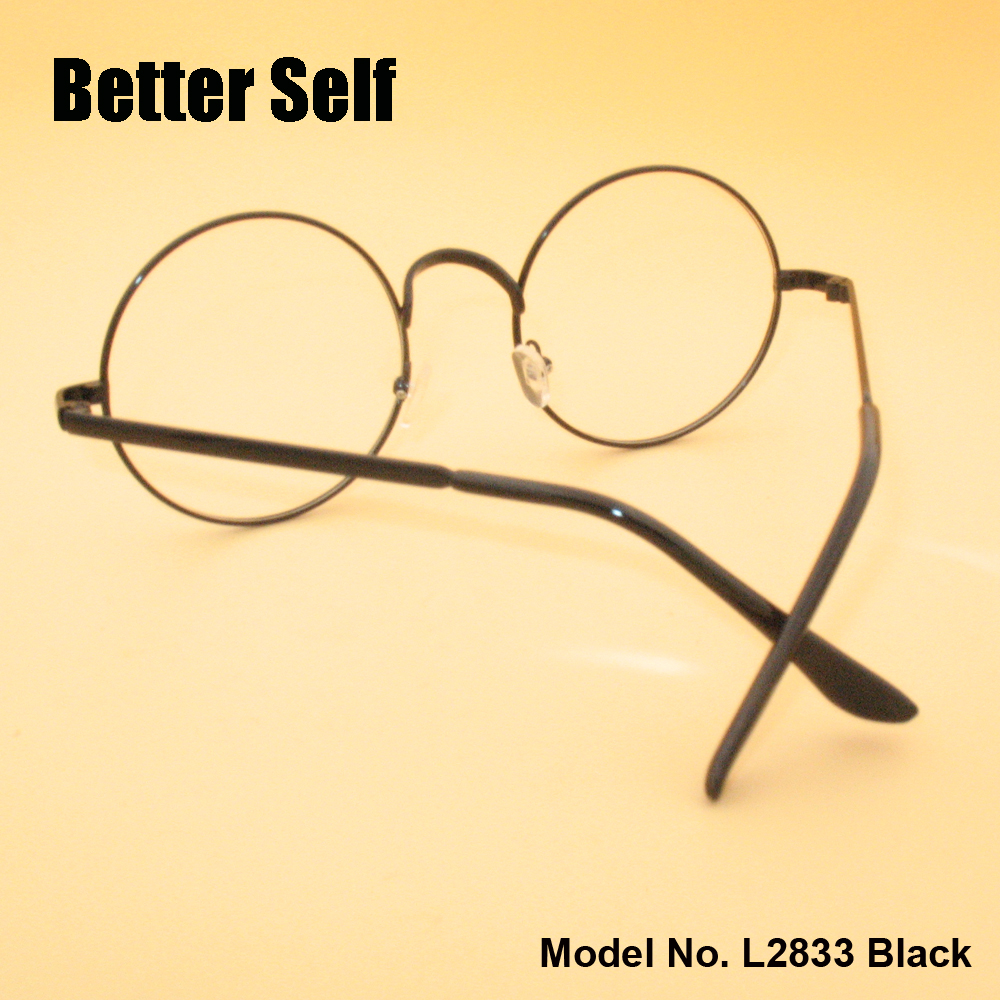 Runde Brille Better Self Stock L2833 Vollrandbrille Metallbrille - Bekleidungszubehör - Foto 4