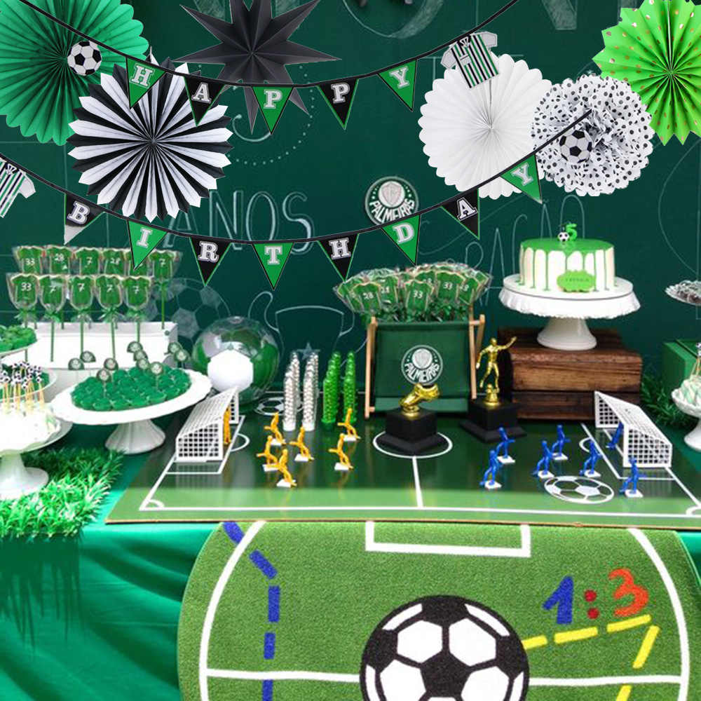 soccer theme birthday party supplies