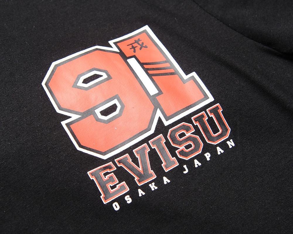 New Street Brand Evisu Fashion Breathable Men 39 s Casual Short Sleeved 91 Letter Summer Men Female Couple Short Sleeve Vest H610 in Vests amp Waistcoats from Men 39 s Clothing