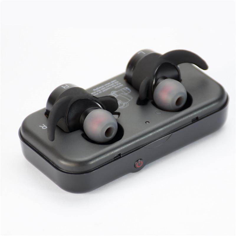 Prix pour Livraison Gratuite Bluetooth Écouteurs Sport de Course Stéréo Écouteurs Avec Microphone Auriculares Pour Android et IOS