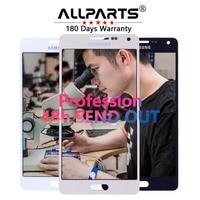 SAMSUNG Galaxy A5 2015 için AMOLED LCD Ekran A500FU A500 A500F A5 A500M SAMSUNG Galaxy Için Dokunmatik Ekran Digitizer Değiştirme