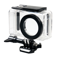 Waterproof Housing Case 45m Depth Cover For Xiaomi Mijia 4K Mini Action Sport Camera Accessories