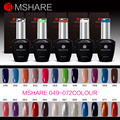 MSHARE 15ML UV LED Gel Nail Polish Nail Art DIY Decoration For Nail Manicure Gel Nail Polish Manicure Decor Germany Material