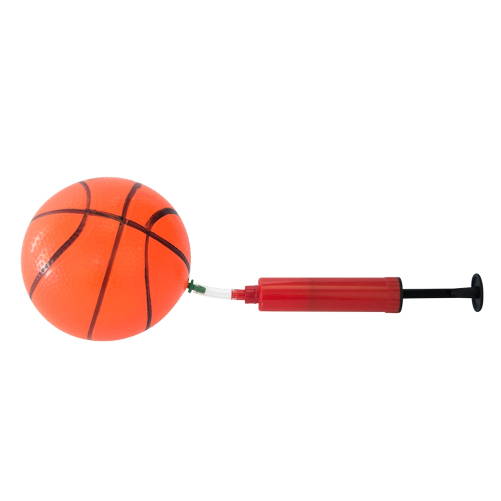 LeadingStar 1.15M Children Indoor and Outdoor Portable Adjustable Basketball Backboard Stand Hoop Set with A Basketball zk30