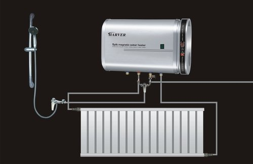 Ce And Cb Approvaled Split Magnetic Induction Water Heater