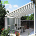 1 M x 1 M Customized Size 280 gsm Waterproof Polyester fabrics shade cloth for making Awnings/Sun Shade Sail / Shower Curtain