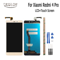 5inch For Xiaomi Redmi 4 LCD Display And Touch Screen 100 Original Screen Digitizer Assembly Replacement